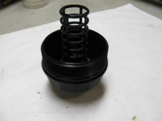 VR6 Oil Filter Plastic Housing Bottom VW Jetta GTI AAA 93 98 Stock
