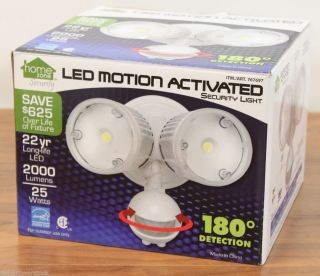 Home Zone LED Motion Activated Security Light 5551