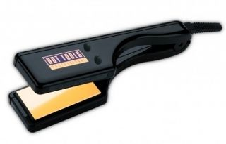 "Hot Tools Professional 2"" Straightening Hair Flat Iron 1190 Gold Salon HT1190"