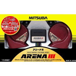New Arena III Horn Horn Part Number MBW 2E23R Best Deal Mitsuba from Japan