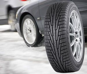 245 65 17 Nokian Hakkapeliitta R SUV Snow Winter Tires Set of 4 245 65R17