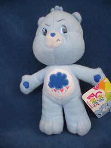 "Care Bears Grumpy Bear New Style Nanco American Greetings 10"" High 2007"