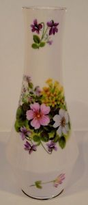 Royal Grafton 'Country Flowers' Bud Vase