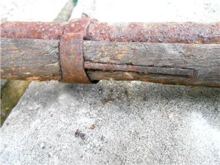 Wood Pre Civil War Musket Model 1816 Rifle Barrel Frizzen for Repairs or Parts