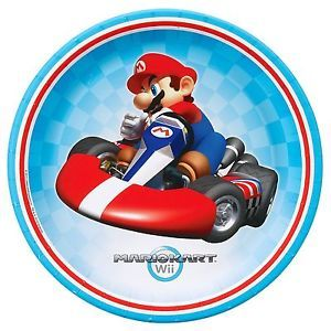 Super Mario Kart Birthday Party Supplies Tableware Favors You Pick