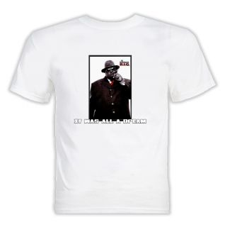 Notorious Big Biggie Smalls Hip Hop T Shirt