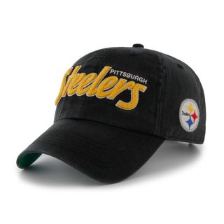 Pittsburgh Steelers NFL Modesto Slouch Crown Snapback Hat Cap New