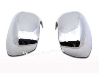 2006 2010 Dodge Charger 2006 2008 Magnum Chrome Door Mirror Covers