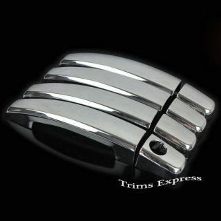 2010 2013 Buick Lacrosse 2011 2013 Regal 4 Door Chrome Handle Covers No PSKH
