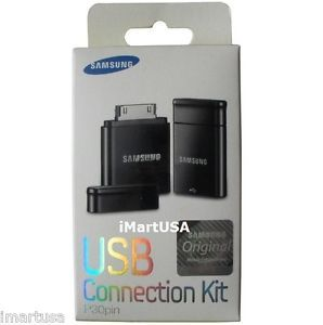 Original USB SD Card Connection Kit Adapter for Samsung Galaxy Note 10 1 Phone
