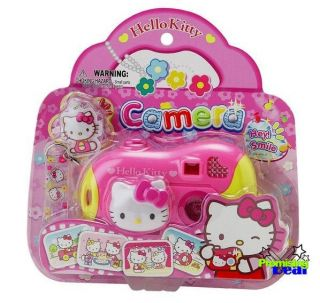 Sanrio Hello Kitty Camera Toy Digital Camera Toy Model Pink