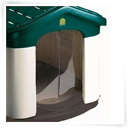 Pet Zone Tuff N Rugged Dog House Roof Extra Large with Dog Door