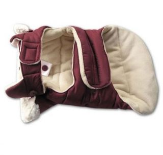 Pet Dog Clothes Warm Winter Jacket Clothes Dog Hooded Coat Cotton Jacket Clothes