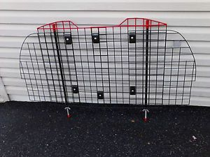 Kennel Aire Van SUV Car Auto Vehicle Pet Dog Gate Separator Barrier
