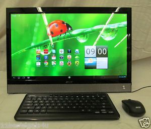 Acer DA220HQL All in One Multi Touch Android Computer