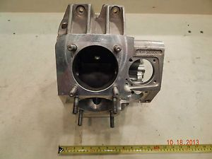 Big Twin Cam Engine Case for Harley Brand New Delkron Shovelhead FX FL w MSO