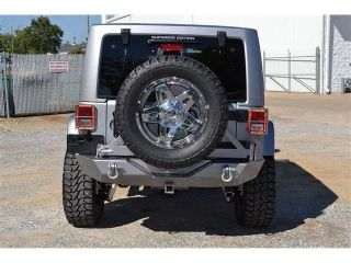 New 2014 Jeep Wrangler Unlimited Sahara Pro Comp Lift Rigid Lights XRC Bumpers