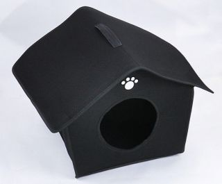 Soft Pet Dog Cat Sleeping Bed House Kennel Doggy Warm Cushion Basket 3Colors New