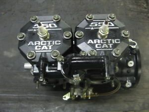 New Arctic Cat 550 Carb Snowmobile Engine