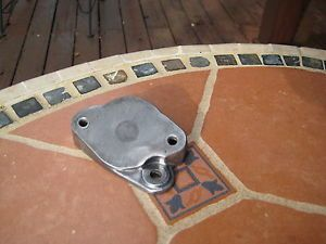 Kawasaki 550 440JS Engine Motor Mounts Bracket Nice Shape