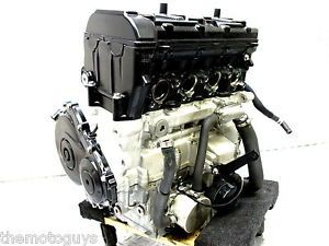 2011 2012 11 12 Suzuki GSXR600 GSXR 600 Engine Motor Block 2 566 Miles Perfect