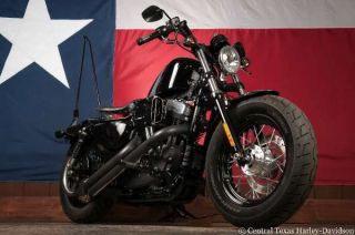 Harley Forty eight Sportster