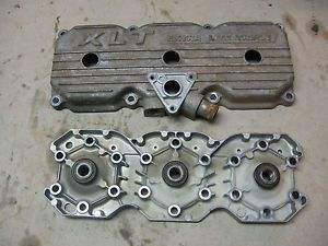 1992 92 Polaris Indy RMK XLT 580 600 Monoblock Engine Head Heads Compression Top
