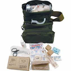 Field Medic First Aid Kit in Shoulder Bag FA108
