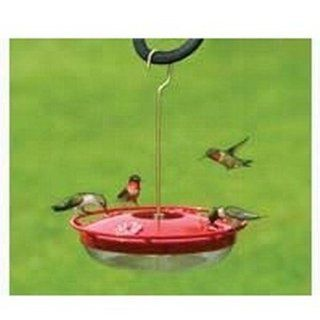 New Hummingbird Bird Feeder Hummzinger Highview Nectar Birdfeeder Feeders