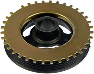 Engine Harmonic Balancer Pulley Assembly Dorman 594 318