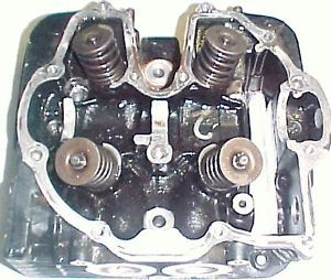 85 86 Honda XR600 XR 600 R Engine Motor Cylinder Head