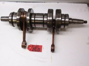 Polaris XC RMK SKS SP 600 700 Liberty Engine Crankshaft Classic Touring Edge