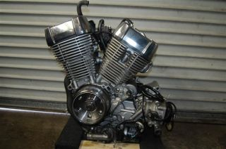 09 10 11 12 Honda Shadow Spirit Aero VT750C VT750 Engine Motor Transmission