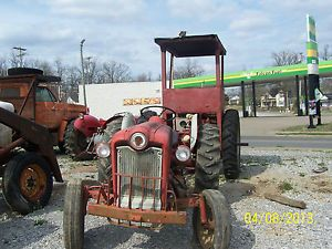 Ford 601 Series 641 Ford Tractor