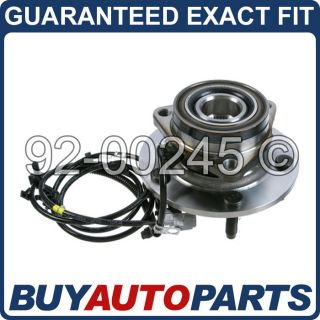 Dodge RAM 1500 Front Left Wheel Hub Bearing 97 98 99