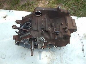 00 Yamaha Grizzly 600 4x4 Motor Engine Bottom End
