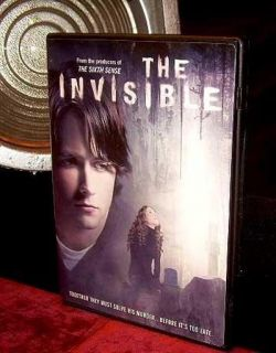Invisible Prop Shirt Signed Justin Chatwin Autograph DVD PSA DNA UACC Frame