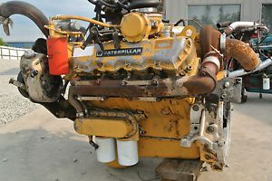 3208 Caterpillar Cat Turbo Diesel Engine 250HP
