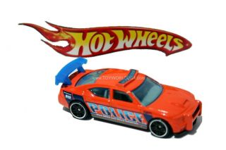 Hot Wheels Police Pursuit Dodge Charger Drift
