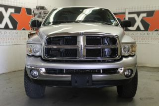 2004 Dodge RAM 2500 SLT 4x4 Off Road Quad Cab