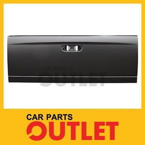 03 08 Dodge RAM 1500 Rear Tail Gate CH1900121 Primered Door Shell 2500 Wo Dually