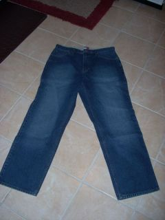 Mens Tommy Hilfiger Relaxed Freedom Jeans 34x32 Brand New with Tags