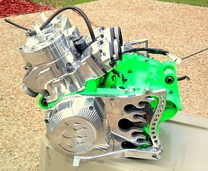 Banshee 10mm Cheetah Cub K T Built Ported Motor Engine Stoker Drag V Force Head