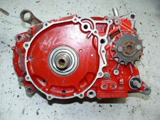 1986 Honda XL600 XL 600 R Bottom End Motor Engine XR