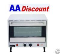 New Star Holman 1 2 Half Size Electric Convection Oven Ccoh 3