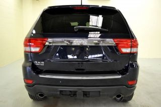 2011 Jeep Grand Cherokee Limited Hemi 4x4 Navi Panoramic