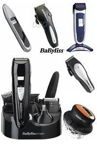 Babyliss for Men Grooming Kits Hair Clippers Trimmers
