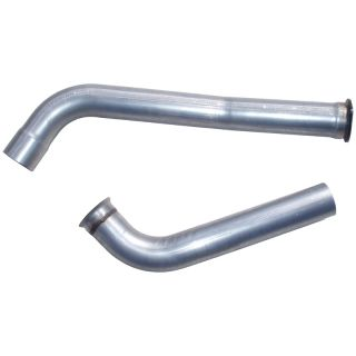 "MBRP 03 5 07 Ford Powerstroke Truck 4"" Down Pipe Kit Al More Exhaust Flow"