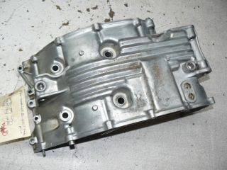 1979 Honda XR500 XR 500 Bottom Case Engine Motor