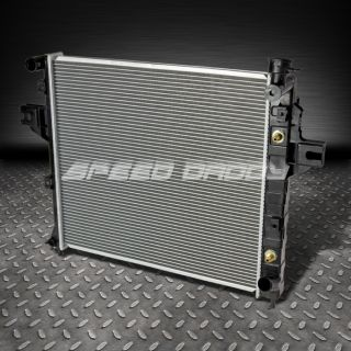 Aluminum Core Replacement Radiator 99 04 Jeep Grand Cherokee WJ 4 7L V8 Auto At